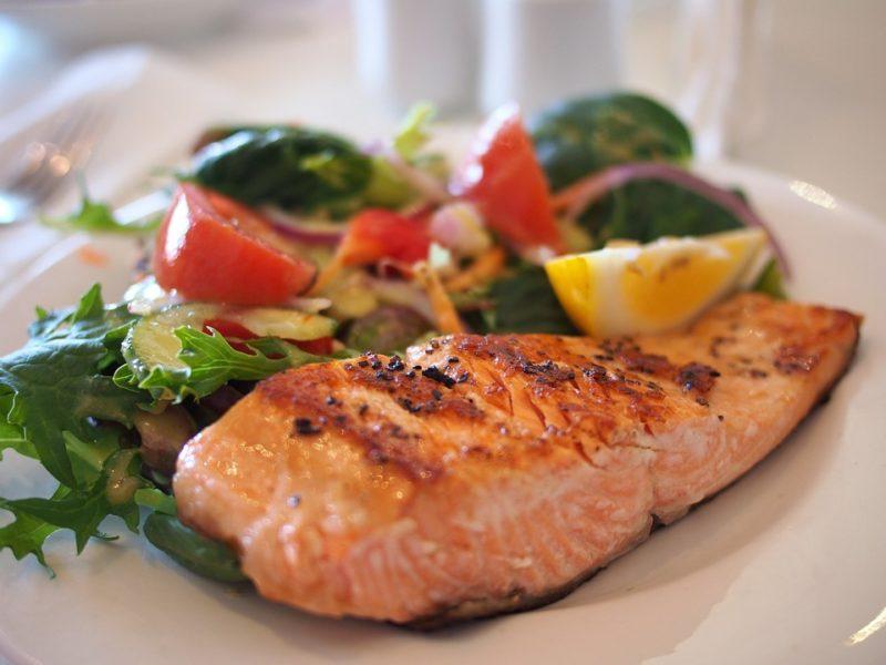 losos jako zdroj bílkovin