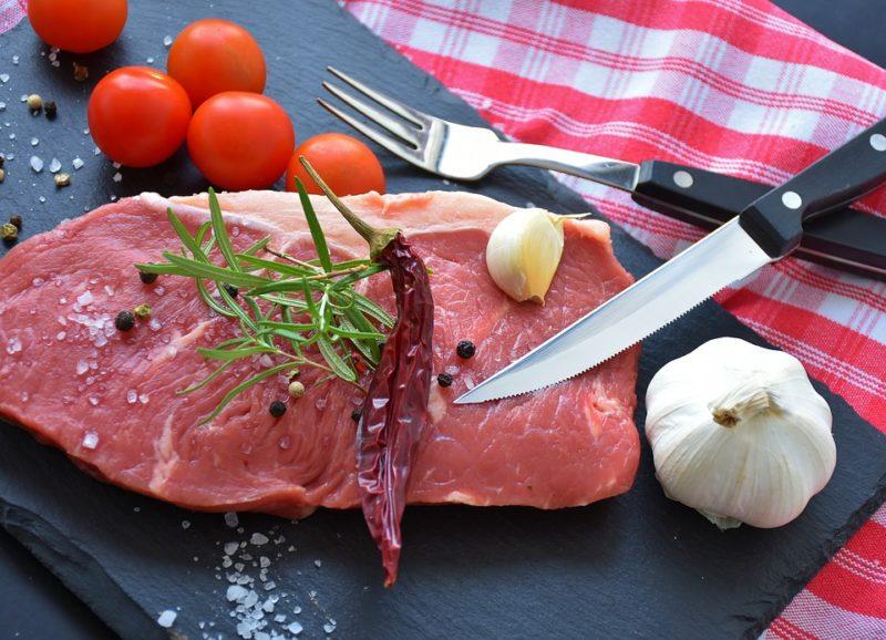 maso jako ideální zdroj prospěšných bílkovin