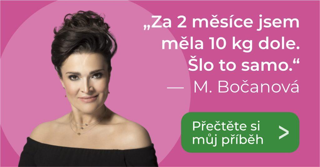 KetoMix diéta Mahulena Bočanová