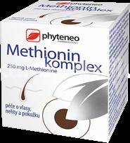 methionin na vlasy