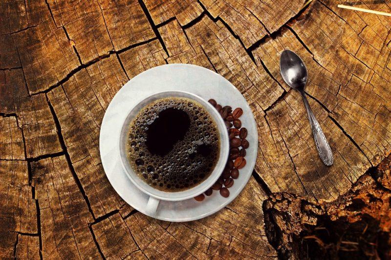 káva před spaním je nevhodná