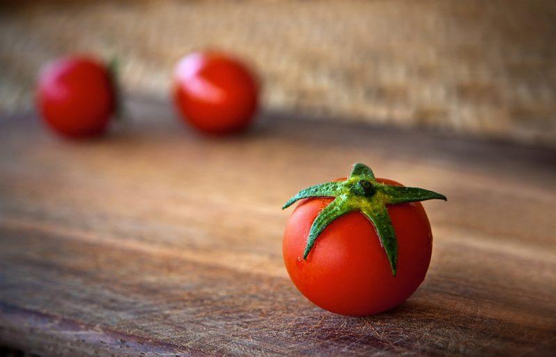 rajčata, zdroj biotinu