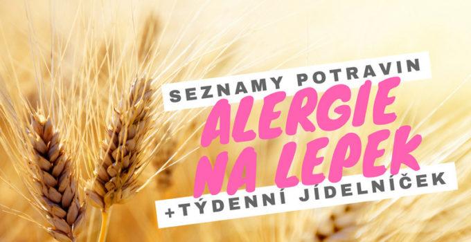 alergie na lepek