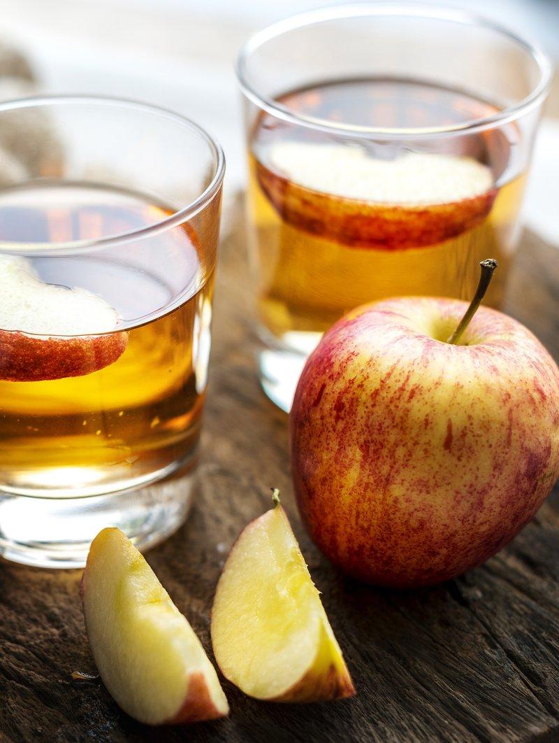 Jablečný ocet proti plísním nehtů