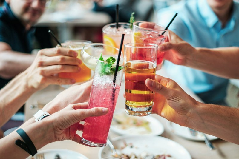 alergie na alkohol