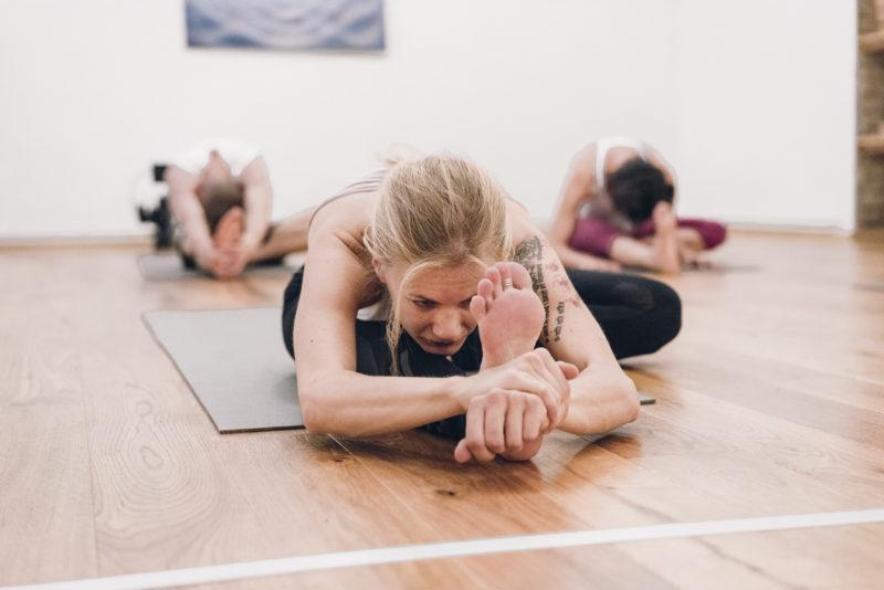 Yoga Karlín