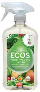 Ecos Čistič na ovoce a zeleninu (500 ml)