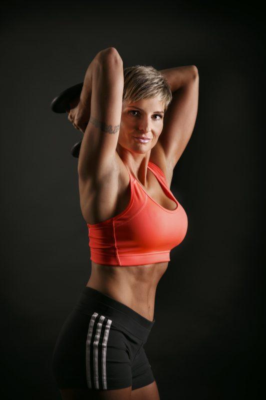 Lea Vršecká - fitnesska
