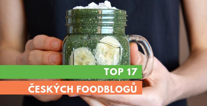 17 českých foodblogů