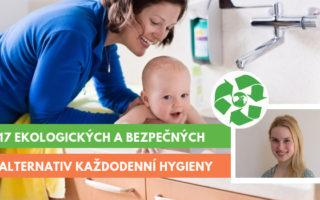 ekologické hygienické potřeby