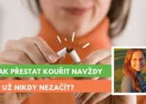 jak přestat kouřit ze dne na den?