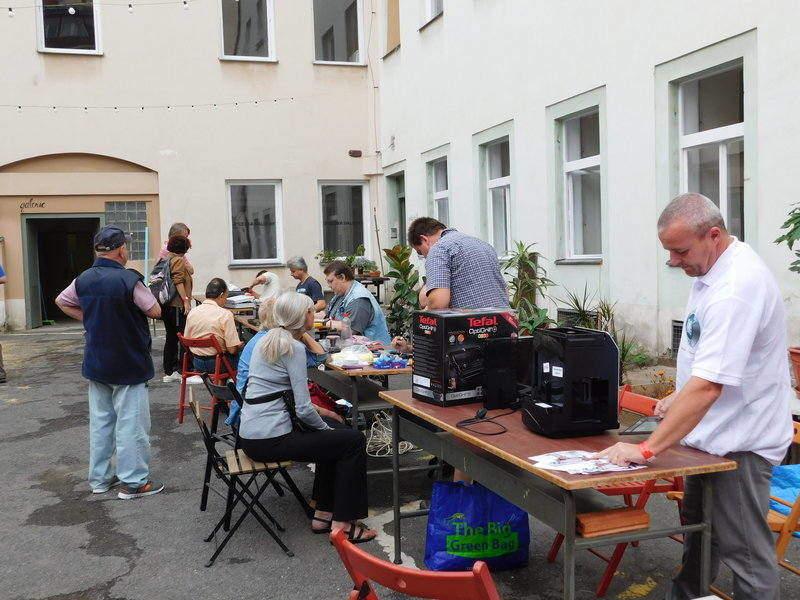 Akce Opravme Česko Praha 15. 9. 2018