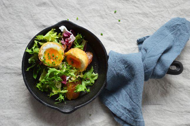 bramborový salát Kublanka