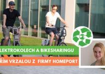 Jiří Vrzala rozhovor bikesharing