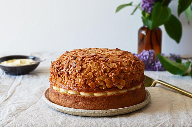koláč včelí bodnutí Kublanka