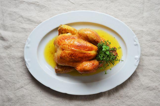 šťavnaté kuře Kublanka