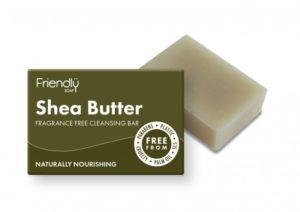 mýdlo s bambuckým máslem Friendly Soap