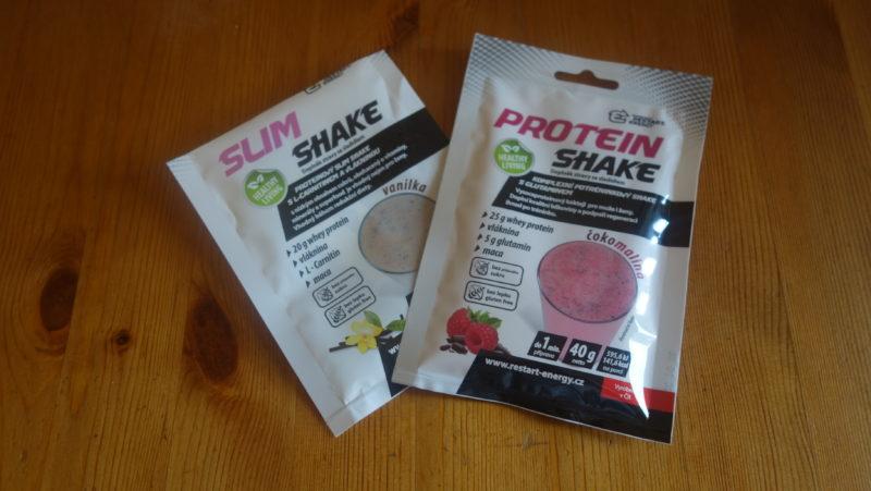 Protein Shake čokomalina z Restart Energy