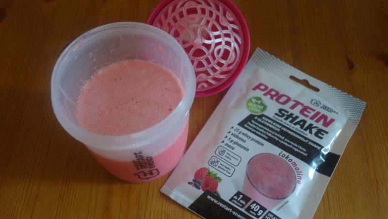Restart Energy protein shake čokomalina