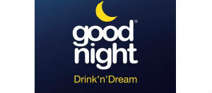 Good night drink logo