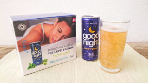 recenze Good Night Drinku