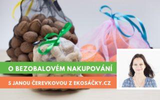 Rozhovor s Ing. Janou Čerevkovou