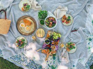 zdravý piknik