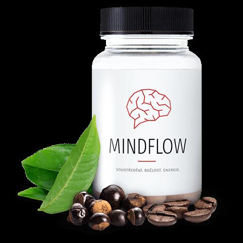 Mindflow - přírodní stimulant pozornosti a soustředění