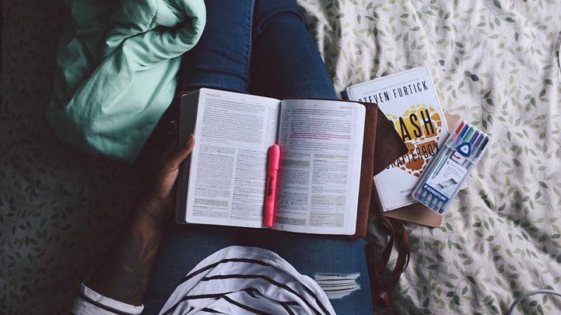 soustředění na studium