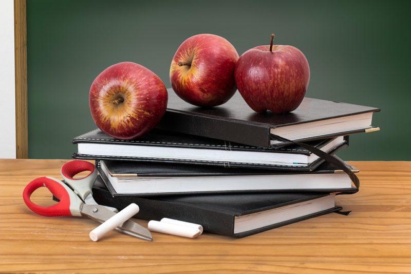 zdravá svačinka k učení