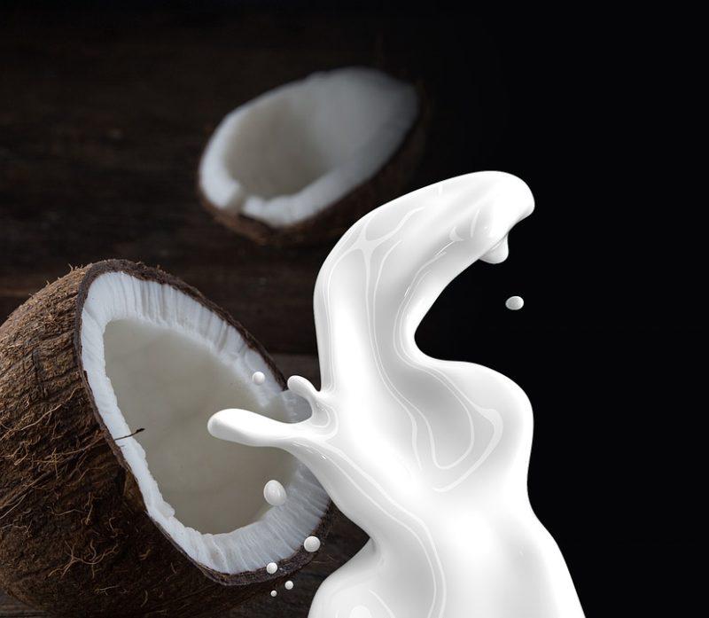 účinky kokosového mléka