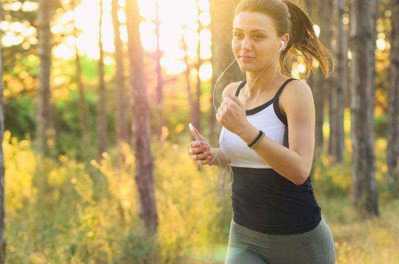vyšší bazální metabolismus u sportovců