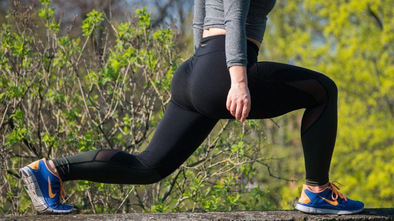 cvičení pro hubnutí
