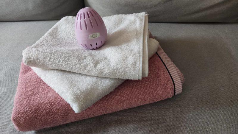 Ecoegg a ručníky