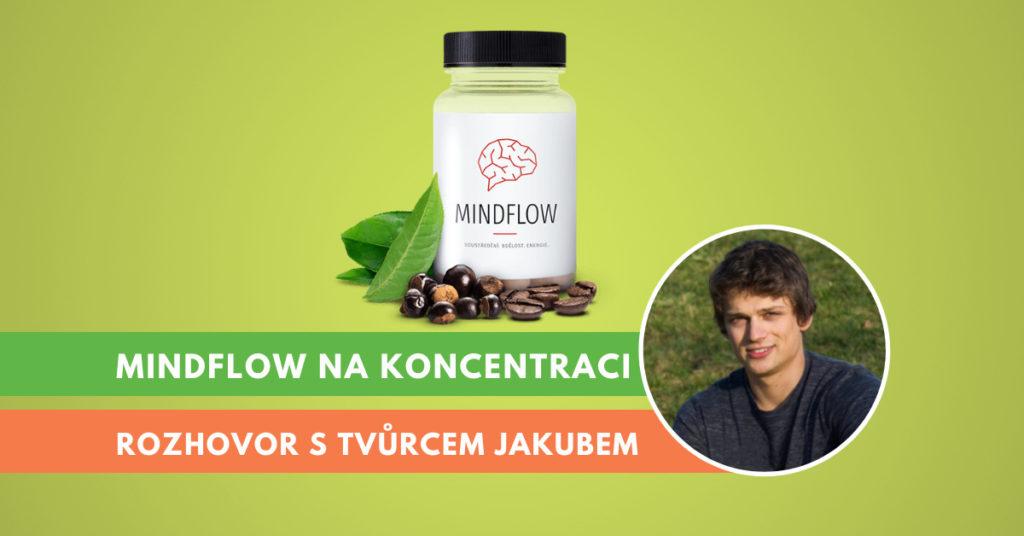 Mindflow, rozhovor s Jakubem Chvostou