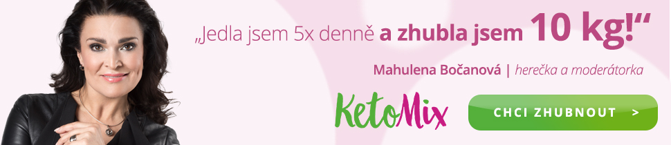 ketomix a viscerální tuk