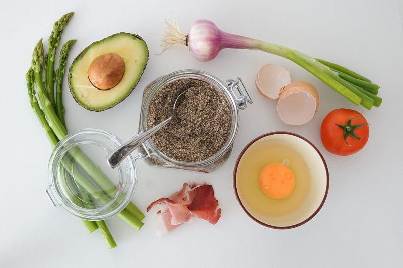 jídelníček ketonové diety