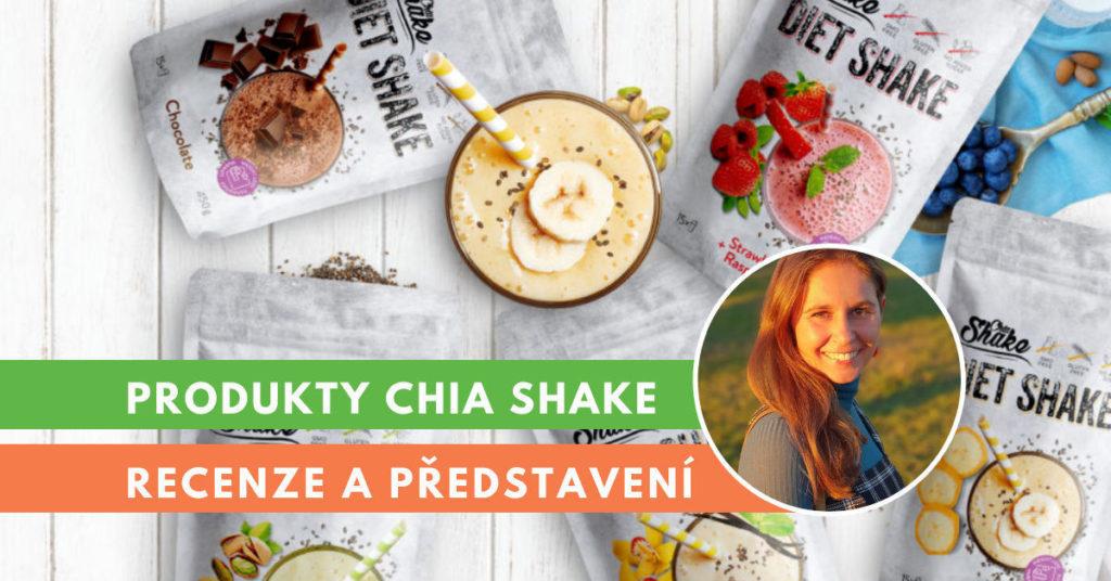 Chia Shake recenze