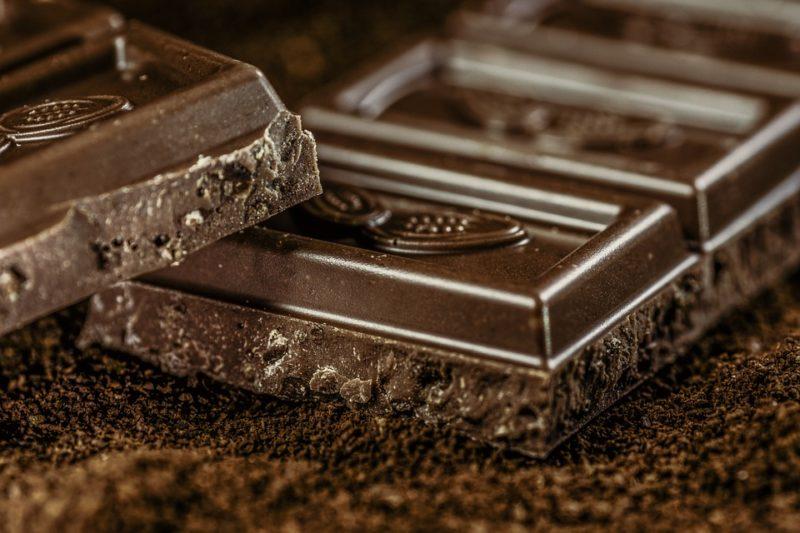 čokoláda během ketodiety