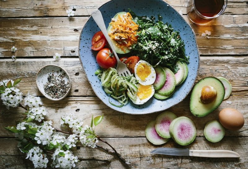 ketonpvá dieta, jídelníček