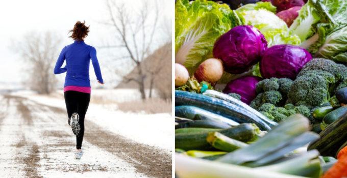 jak zhubnout po novém roce?