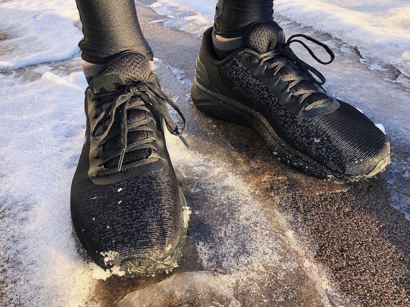 boty na běhání v zimě