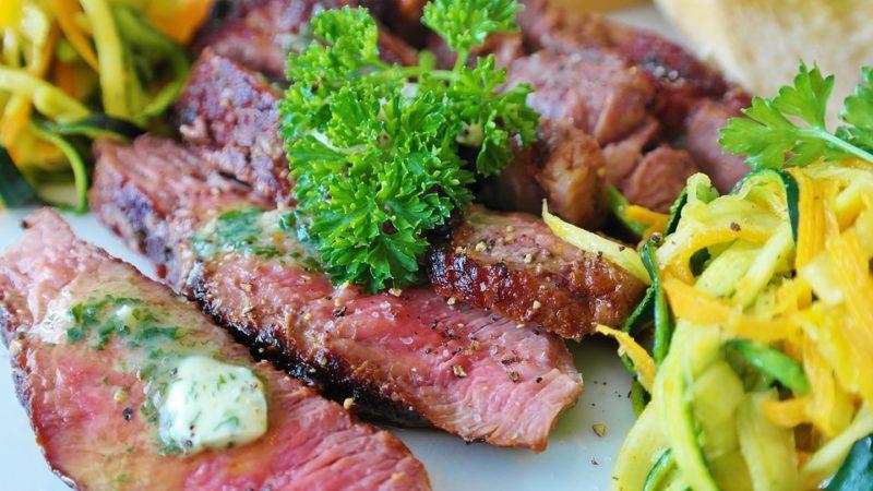 maso během ketodiety