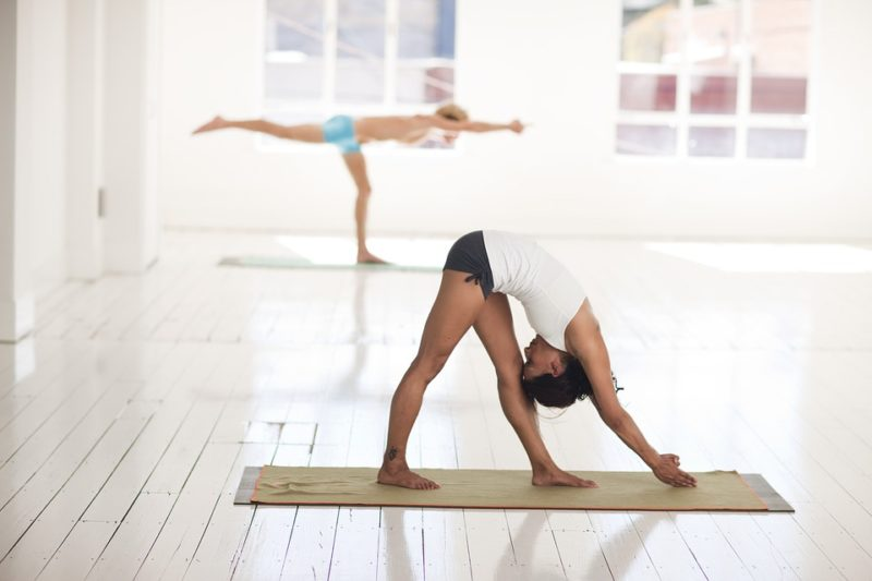 jóga jako prevence ketochřipky