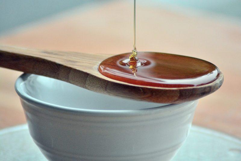 med, zdroj vitamínu B1