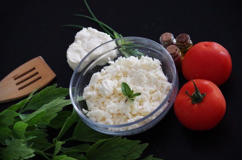 sýry během ketogenní diety