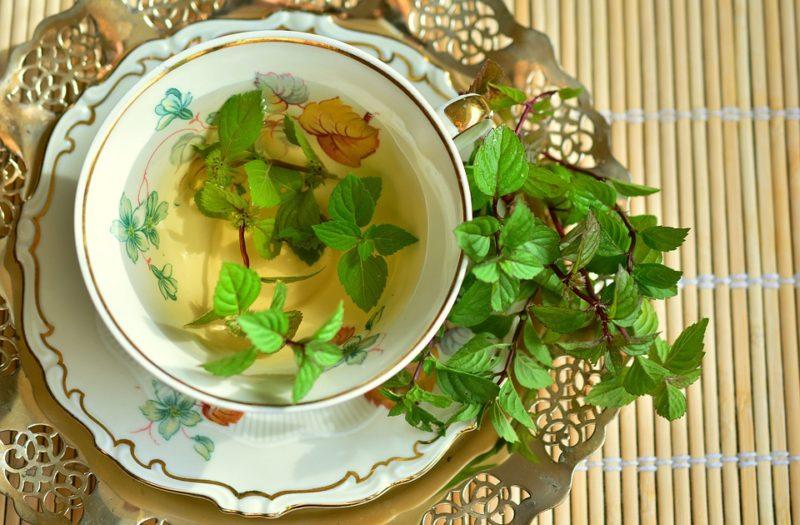 čaj během ketogenní diety