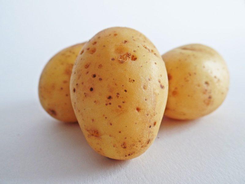 brambory během ketogenní diety