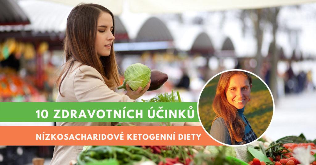 účinky ketogenních diet