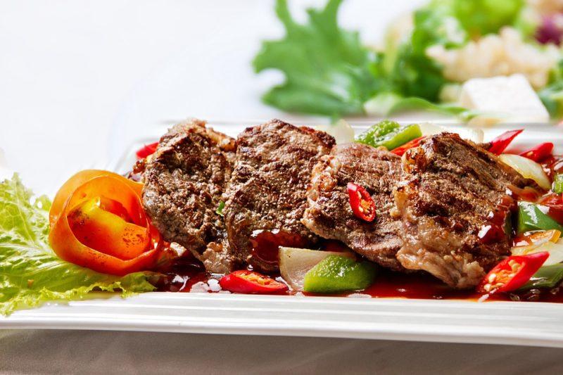 maso, zdroj vitamínu B